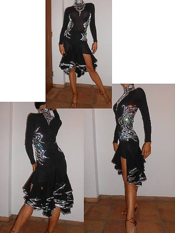Vesa design latin dress images